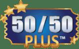 50/50 Plus