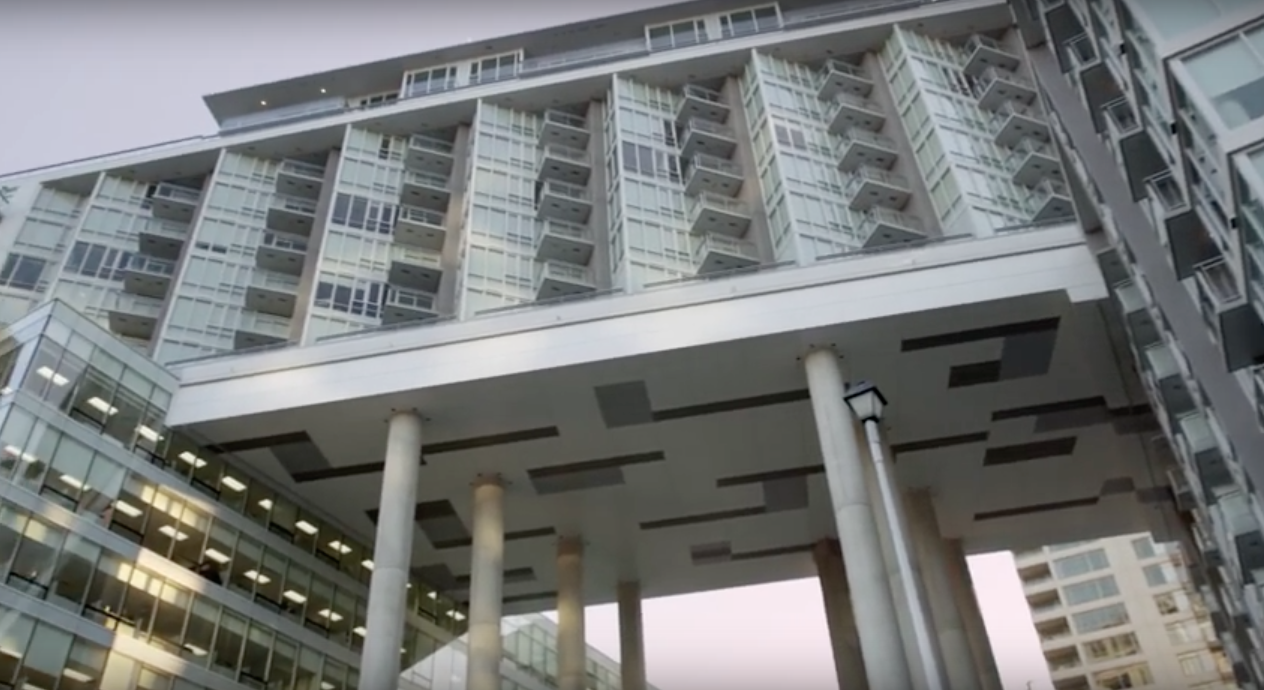 VIDEO: Take a Drone Tour of the Vancouver Penthouse Condo